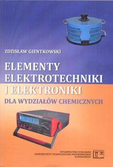 Elementy elektrotechniki i elektroniki dla wydziałów chemicznych