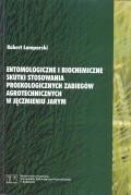 Entomologiczne i biochemiczne skutki stosowania proekologicznych zabiegów agrotechnicznych w jęczmieniu jarym