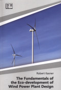 The Fundamentals of the Eco-development of Wind Power Plant Design